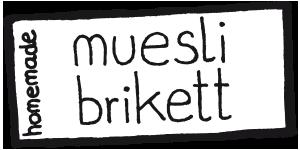 mueslibrikett - Logo